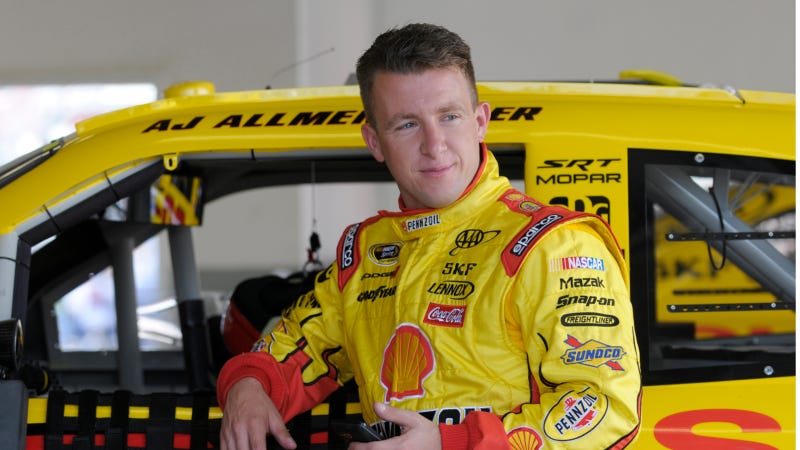 NASCAR Driver With Complicated Name Suspended For Positive Drug Test