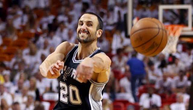 Manu Ginobili's Contract Got Lost In A Bird Attack