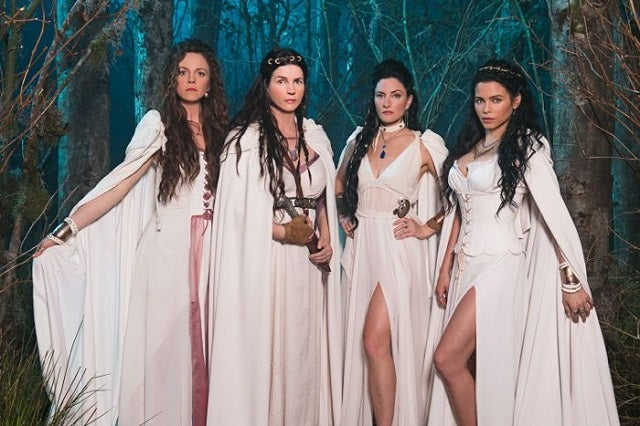 On Witches of East End, They Kill Blackmailers With Lightning Fists