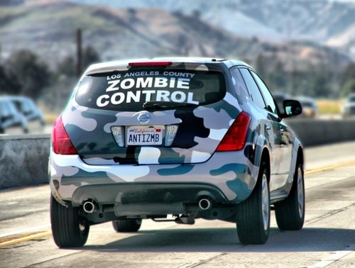 LA County Zombie Control: Keeping SoCal Safe For Brains