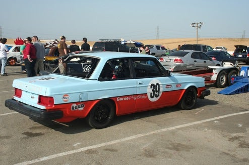 Tragic Death Reported At Altamont 24 Hours of LeMons Race