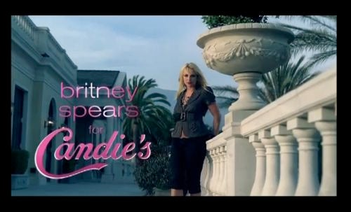 An Analysis Of The Underlying Themes In Britney's New Candie's Commerical