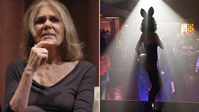 Gloria Steinem Never Tires of Fighting the Playboy Club