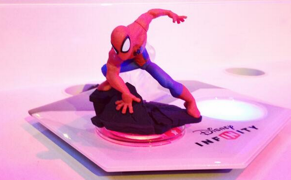 Spider-Man, Venom, Iron Fist And More New Disney Infinity Figures