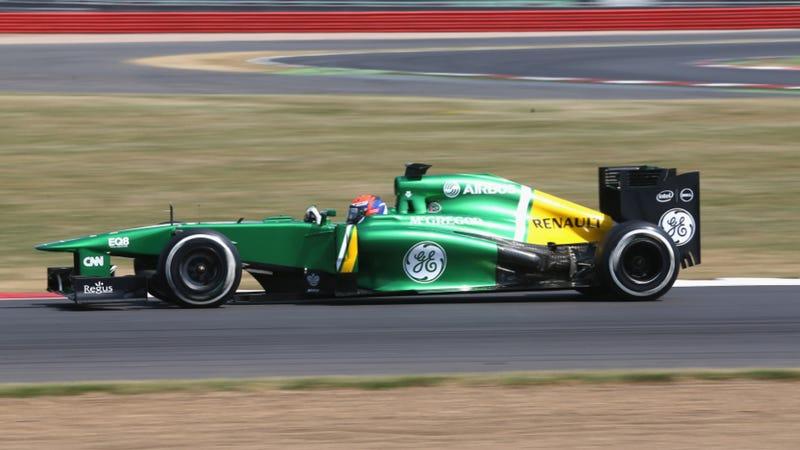 American Alexander Rossi Will Drive In F1 Practice At US Grand Prix