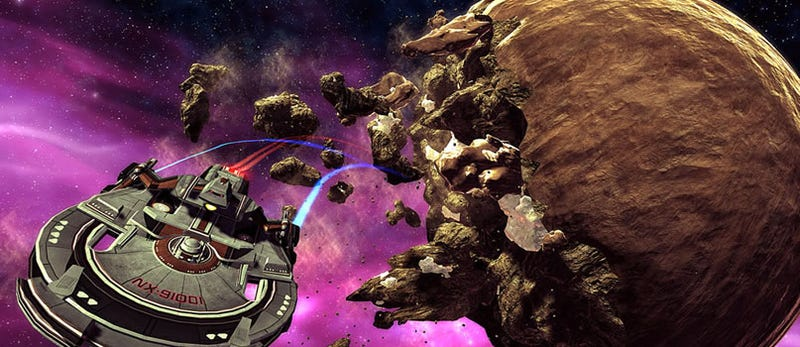 Star Trek Online May Bring You To Pleasure