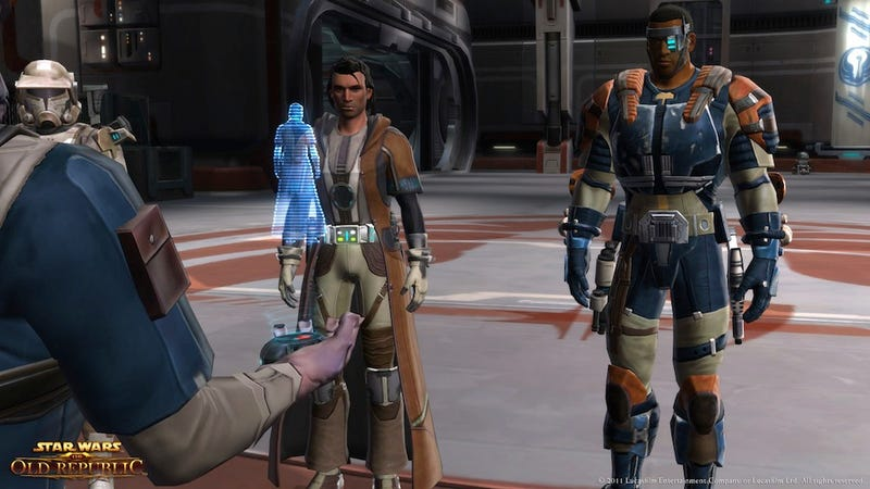 Star Wars: The Old Republic Loses 400,000 Subscribers