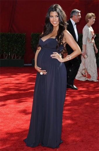 """Revealed! How Kourtney Kardashian Is Going To Lose the Baby Weight"""