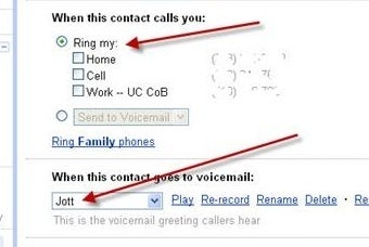Use Google Voice as a Jott Substitute
