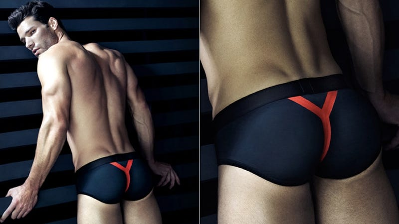 This Underwear Makes Man Butts Look Perfectly Tight