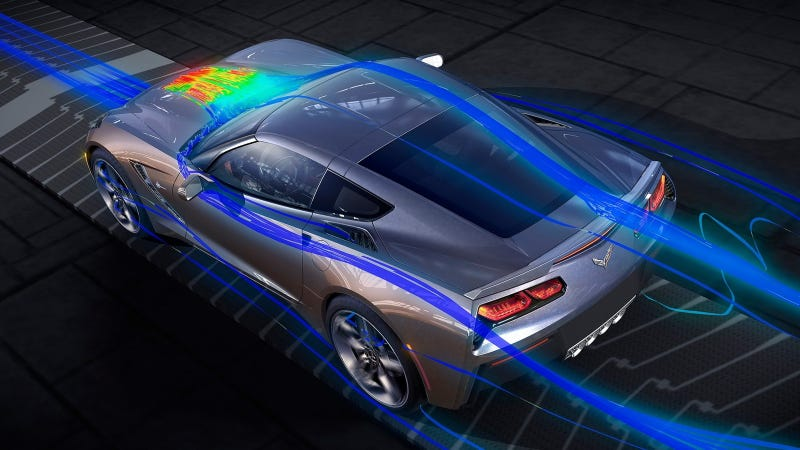 GM Exec Says 'Don't Laugh' At A High-Performance Hybrid Corvette