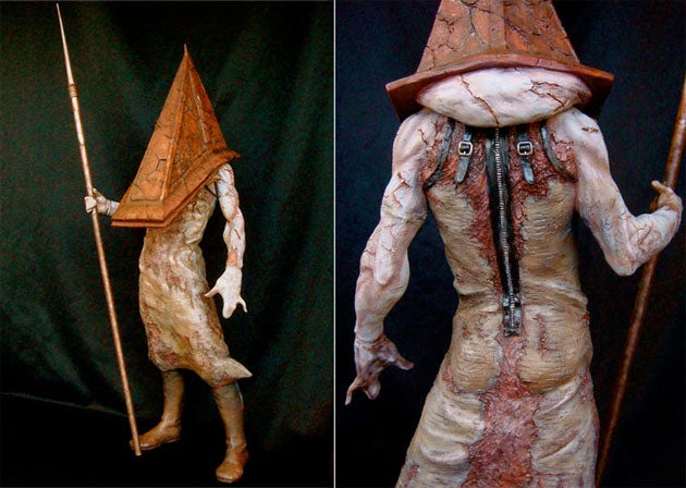 Put A Pricey Pyramid Head From Silent Hill On Your Shelf