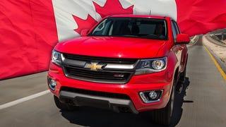 2015 Chevy Colorado Already On Big Backorder In Canada