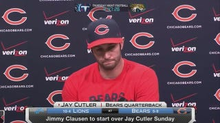 Media Falls In Love With Jay Cutler All Over Again