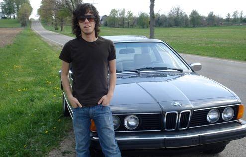 Jalopnik's BMW 633CSi