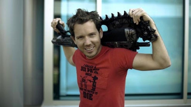Cliff Bleszinski Was A Drama Geek In High School (And Other Fun Facts About The Gears Of War Creator)