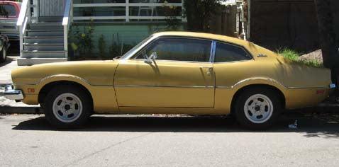 1974 Ford Maverick