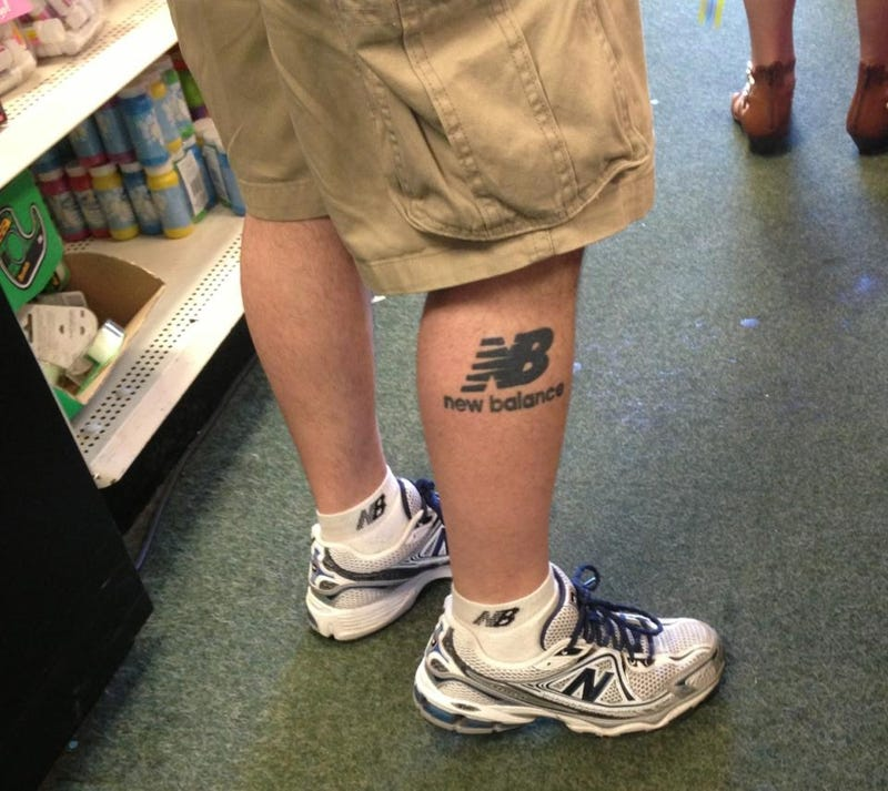 You Do Not Love New Balance As Much As This Guy