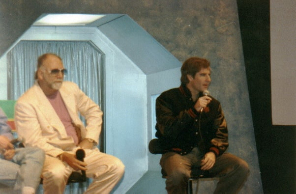Unearthed Quantum Leap convention footage shows vintage Bakula and one smug Doogie Howser