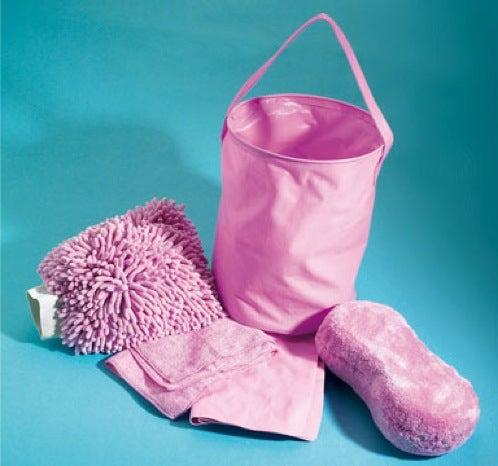 The Pink Car Wash Kit