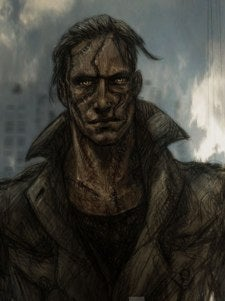 Strangely Hairless Concept Art From Frankenstein's Film Noir Revamp