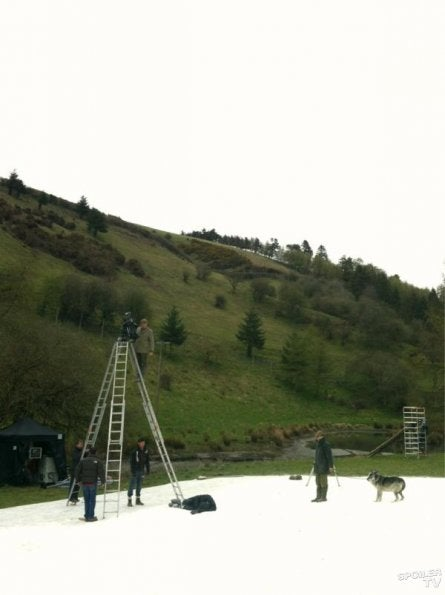 Merlin Set Pictures