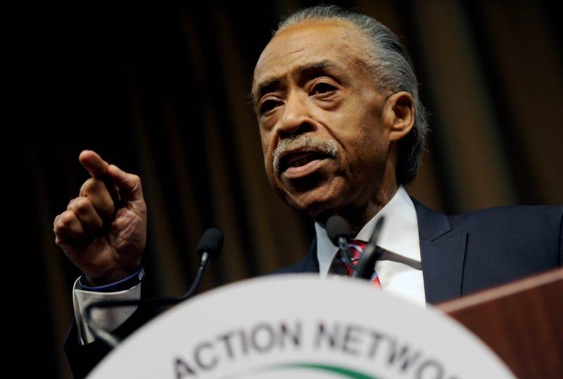 Al Sharpton-led March Canceled Over Concerns For Officer Safety