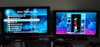 The Case for Two TVs in One Living Room