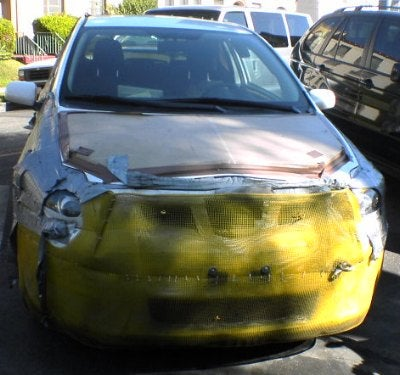 Spy Photos: 2008 Toyota Corolla?