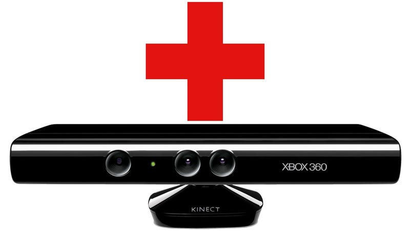 In Japan, The Kinect May Soon Be More Common In Hospitals Than In Homes