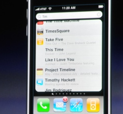 iPhone 3.0 Adds Copy and Paste, MMS, Search, Notes Sync, and Tons More