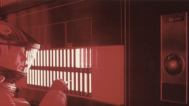 Stanley Kubrick worried the psychotic HAL 9000 would offend IBM