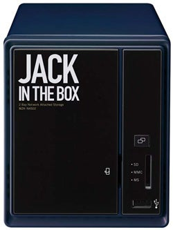 Jack In The Box: BitTorrent-Enabled Network Storage Guaranteed To Spook RIAA
