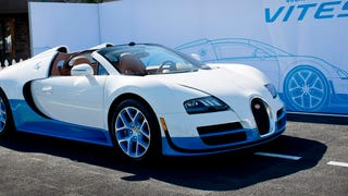 The Warranty Alone On This Bugatti Will Cost You $255,000