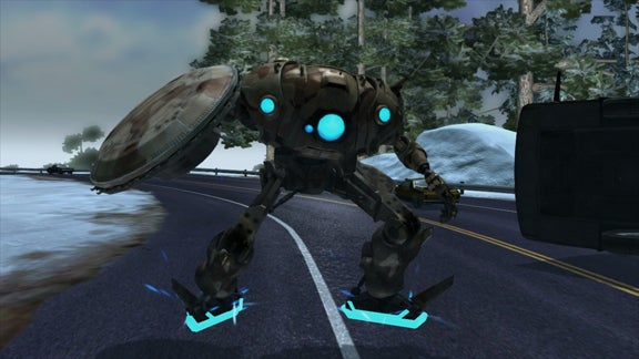LocoCycle: It's Like KITT, GLaDOS and Spy Hunter Had a Xbox One Baby