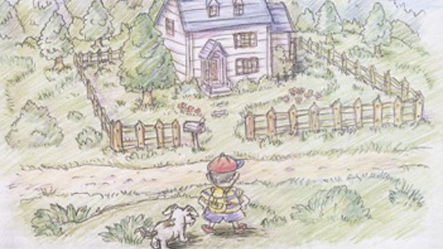 The Man Who Wrote Earthbound