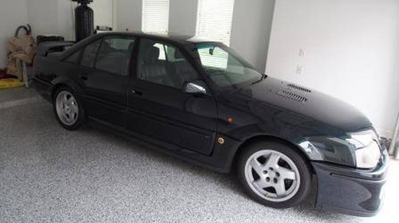 Someone Needs To Buy This Road-Legal Lotus Carlton In Texas