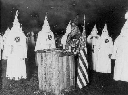 University of Texas Dorm May Drop KKK Member's Name