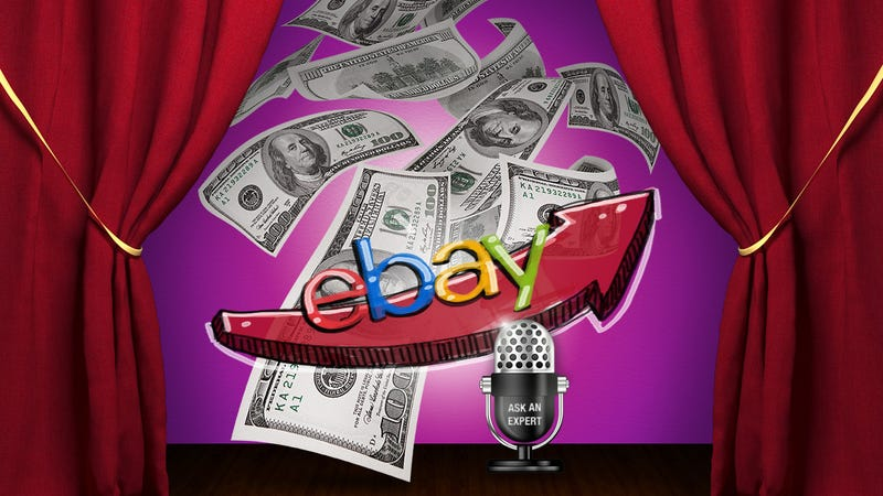 Ask an Expert: All About Selling on eBay