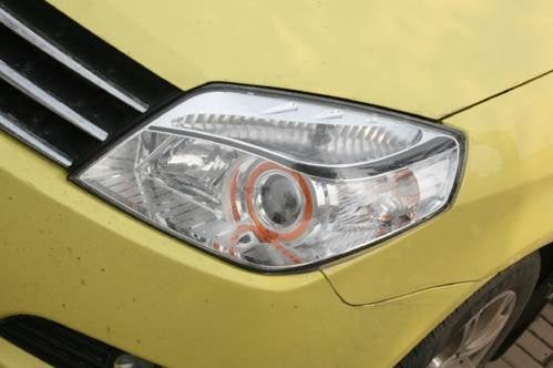 4.) Geely King Kong