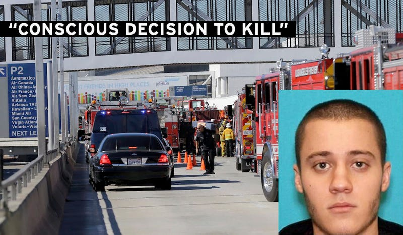 What We Know About Alleged LAX Gunman Paul Ciancia