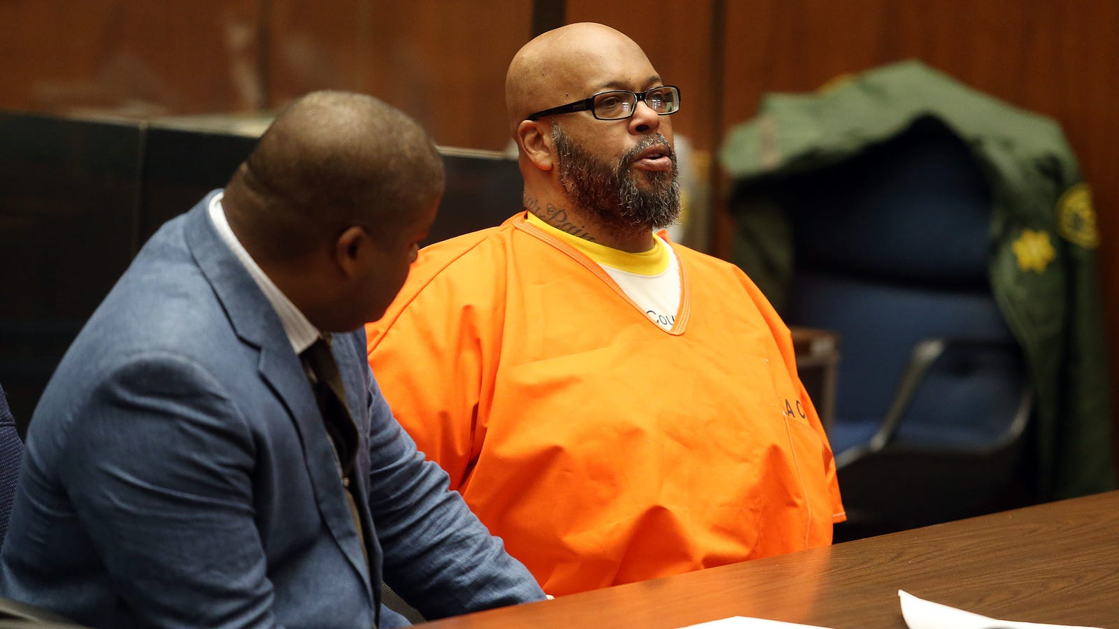 Suge Knight gets 28 years in prison after fatal hit-and-run