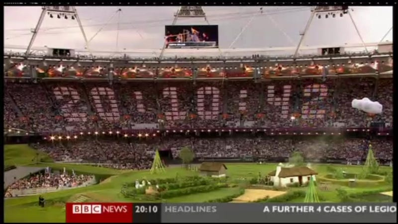 How To Watch The London Olympics Opening Ceremony Live (And Give The Finger To NBC)