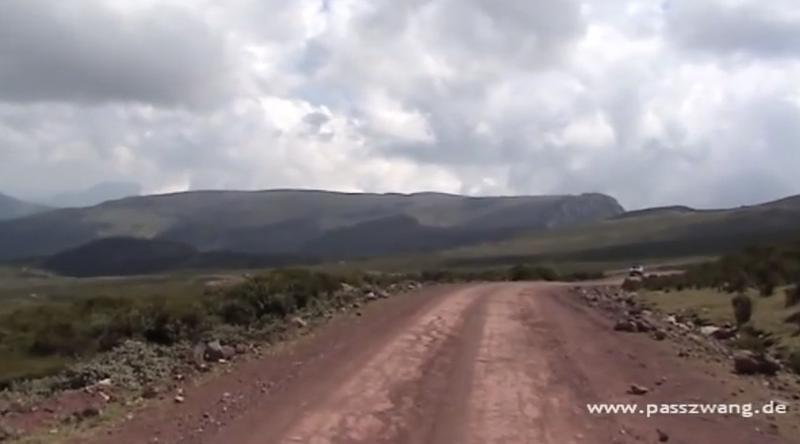 The World's Ten Highest Roads