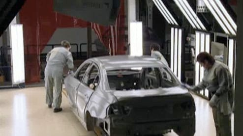 Top Ten Videos Of German Uber-Precise Car Manufacturing