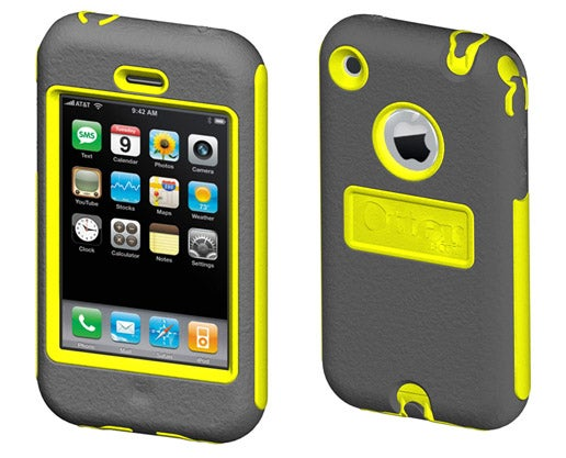 OtterBox iPhone Case Looks Rugged, But Not Quite Waterproof