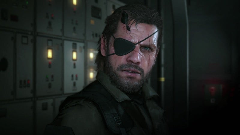 Metal Gear Solid V: The Phantom Pain, As Told by Steam Reviews