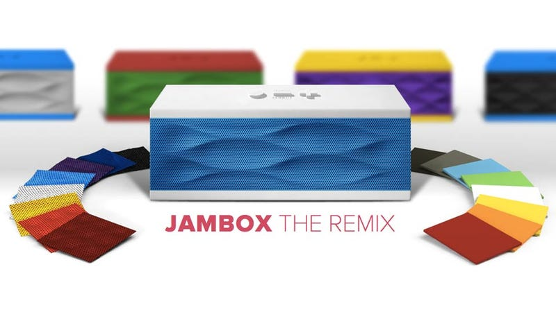 You Can Finally Customize Your Jambox To Be As Ugly As You Want It
