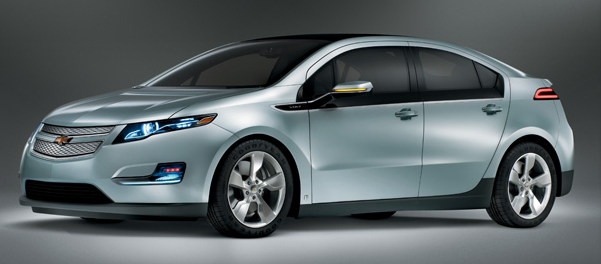 Bailout Package Includes $7,500 Tax Break For Future Chevy Volt Owners