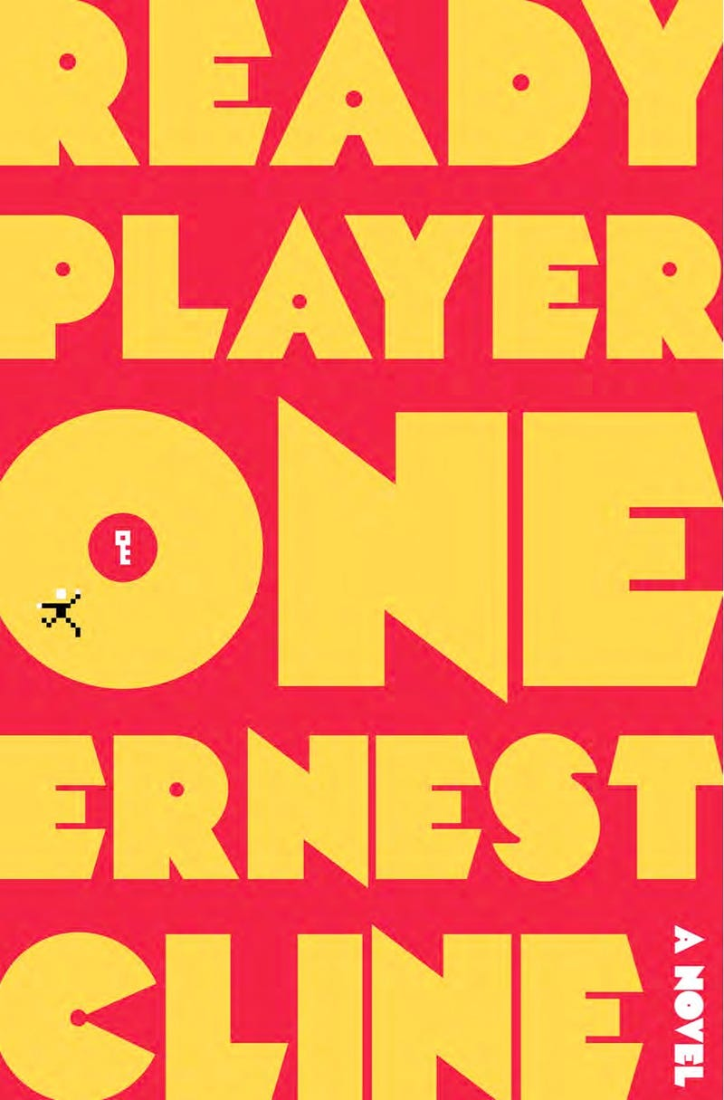Read the first two chapters of Ernest Cline's new novel, Ready Player One